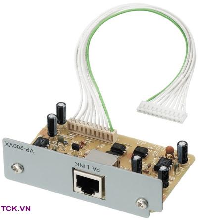 VP-200VX Power Amplifier Input Module
