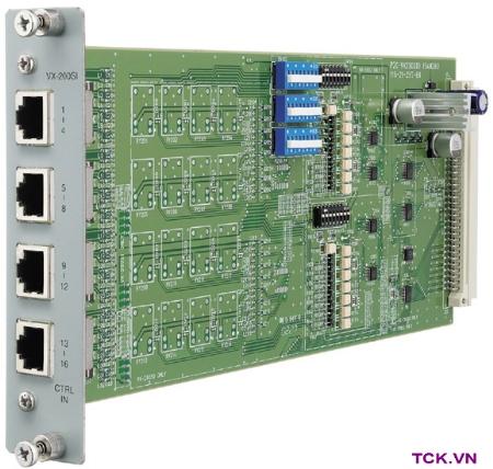 VX-200SI Control Input Module