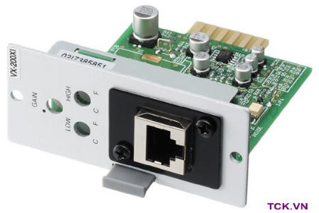 VX-200XI Audio Input Module with Control Input