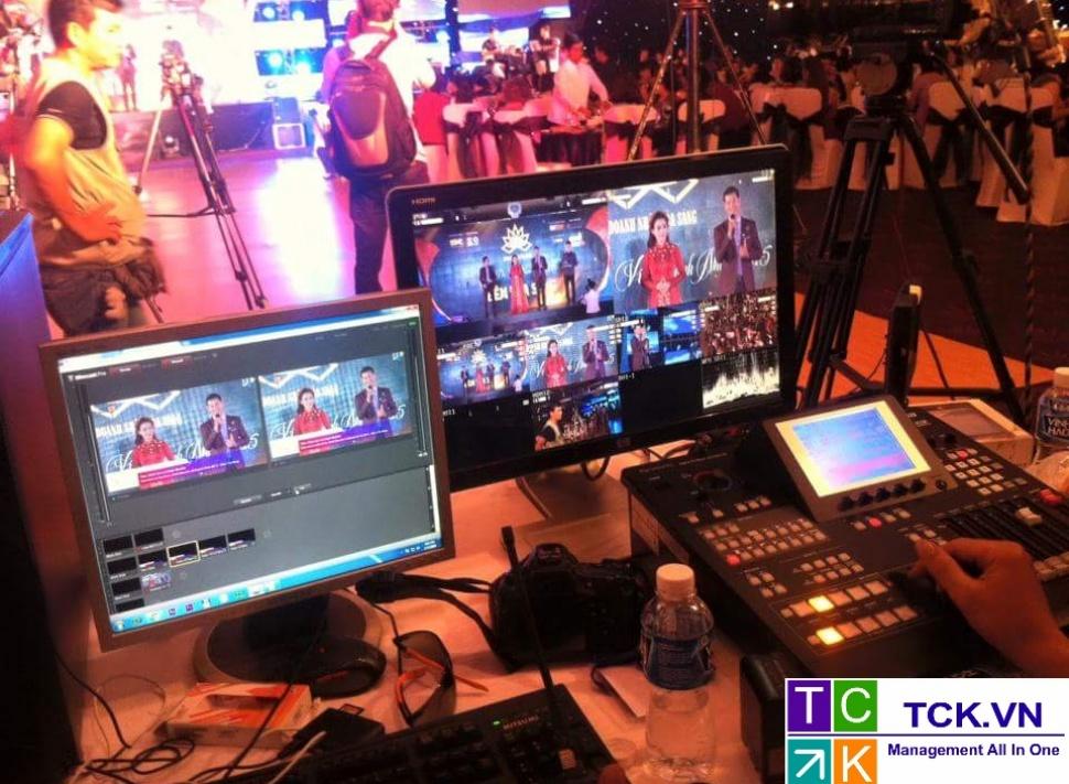 công nghệ truyền hình trực tiếp youtube